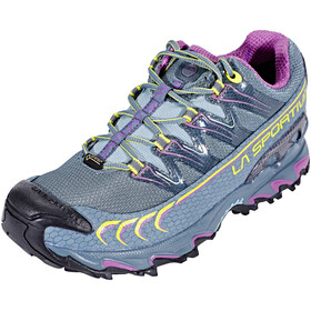 La Sportiva Ultra Raptor GTX Running Shoes Women Slate/Purple